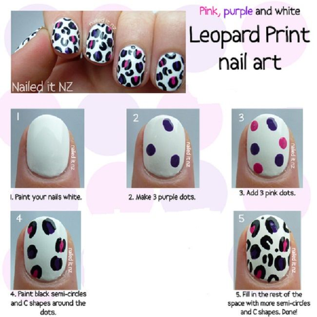 Nail Art Designs For Short Nails: Get FashioNAILable this Season ...
