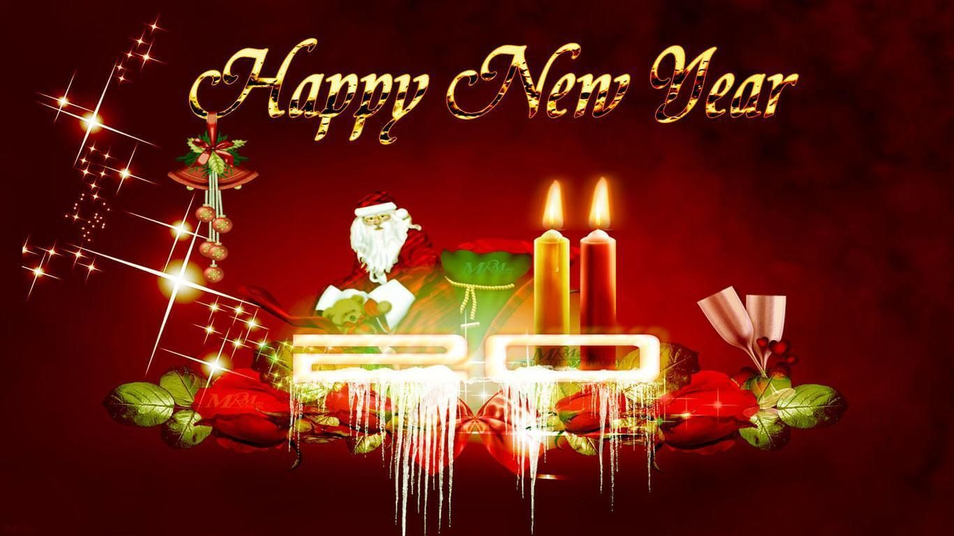 Happy New Year 2019 wallpapers hd Quotes status wishes   Happy New ...