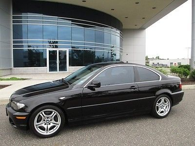 BMW : 3-Series 330Ci 2004 BMW 330Ci COUPE FACTORY SPORT PKG 6 SPEED ...