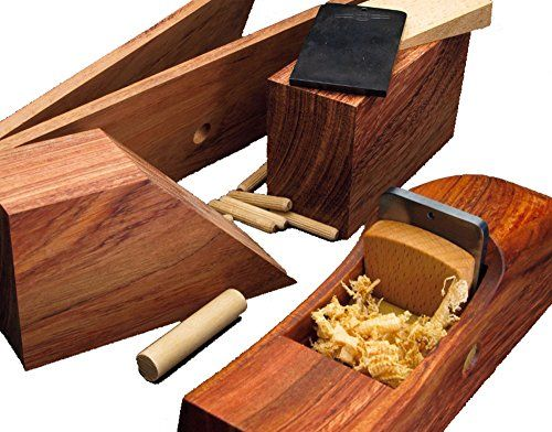 Hock scraper plane kit commercial grade wood hand planer