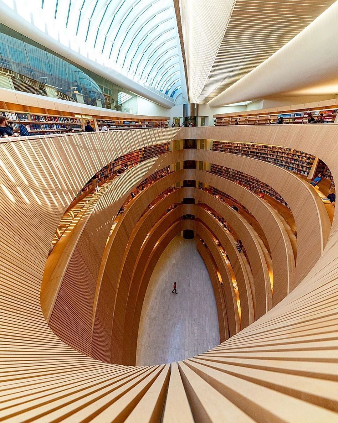 Law Library At University Of Zurich Switzerland Photo By