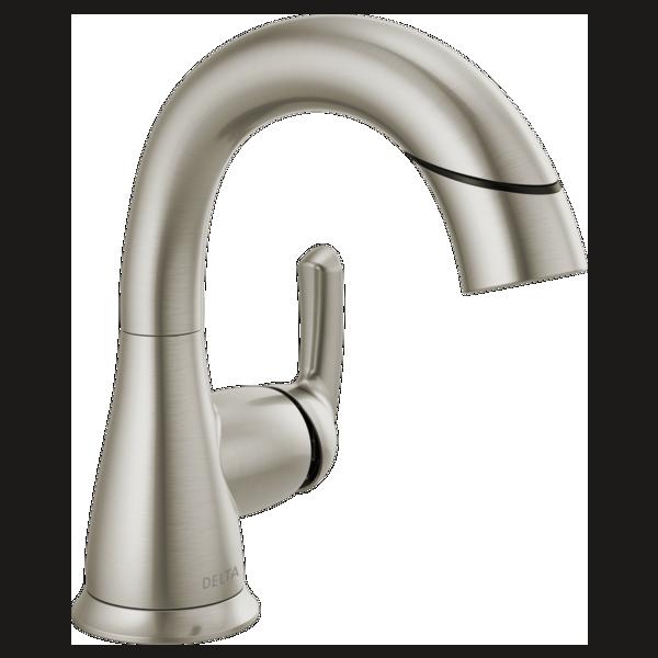 Delta Sandover 35748LF-SP Bathroom Faucet