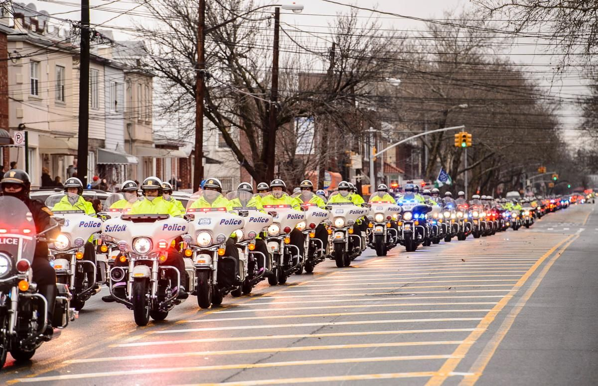 Wake and funeral for slain NYPD Officer Wenjian Liu