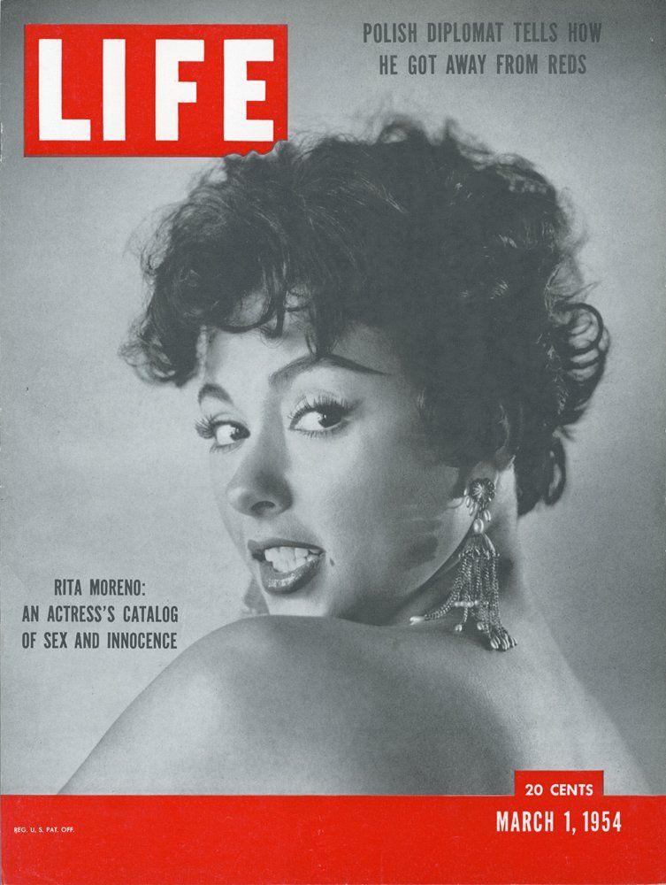 I Was In Life Rita Moreno Remembers Rita Moreno Life Magazine