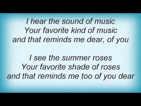 Kay Starr - My Heart Reminds Me Lyrics