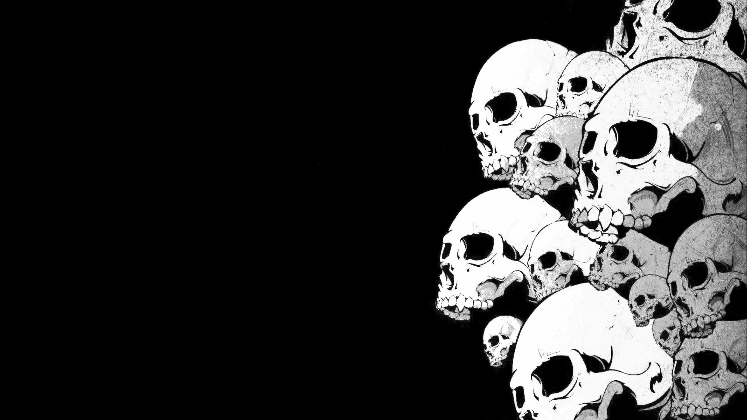 Dark Skull Evil Horror Skulls Art Artwork Skeleton D Wallpaper Skull Wallpaper Laptop Wallpaper Widescreen Wallpaper