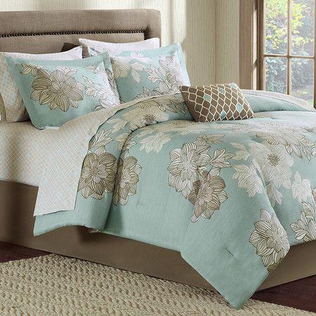 Found It At Wayfair Avalon Comforter Set In Bluehttp Www