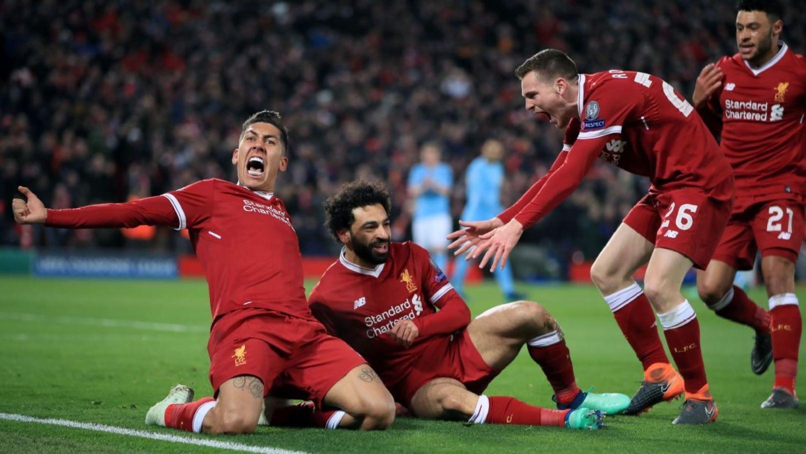 Liverpool Football Team Liverpool football team