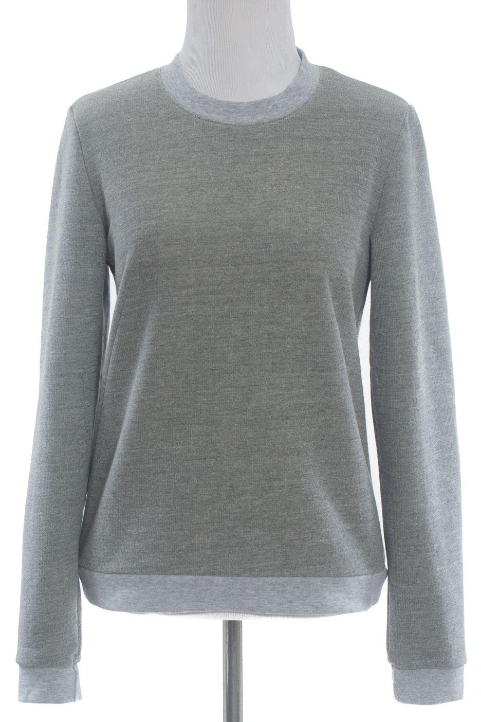 Sloane Sweatshirt Sewing Pattern by Named Clothing | Nähen