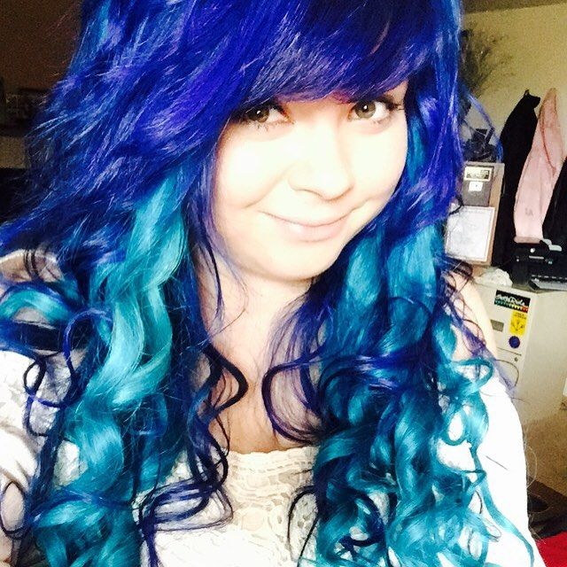 Mix After Midnight Voodoo Blue And Shocking Blue With Images