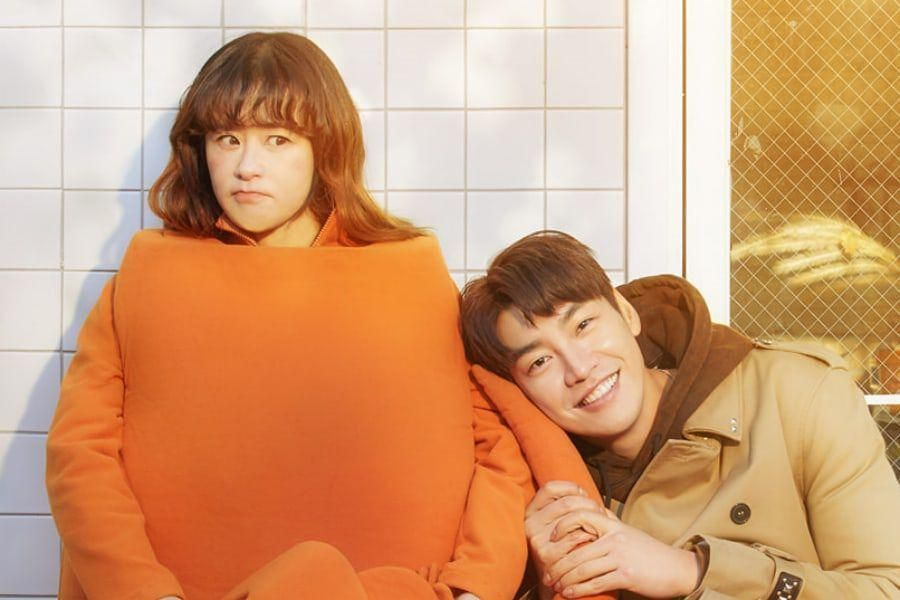 Choi Kang Hee And Kim Young Kwang Are Polar Opposites In Poster For Upcoming Rom-Com Drama