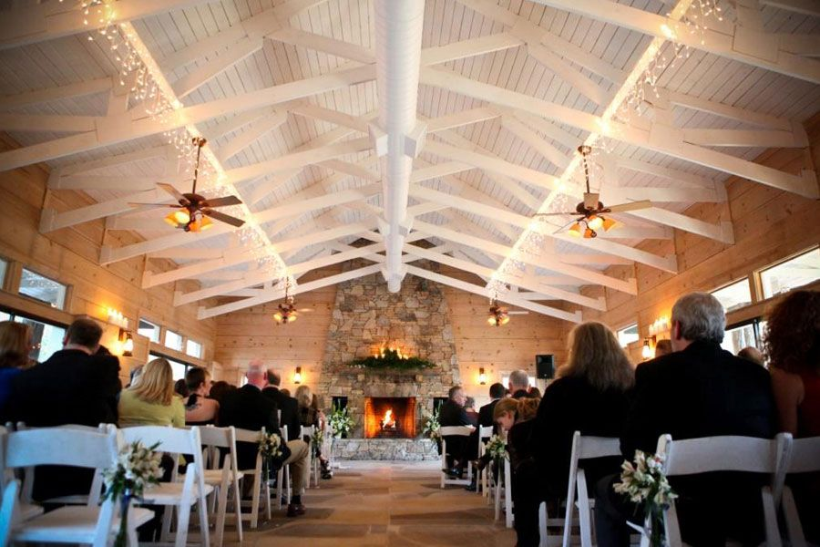 Brtown Valley Blue Ridge Mountain Wedding Venues