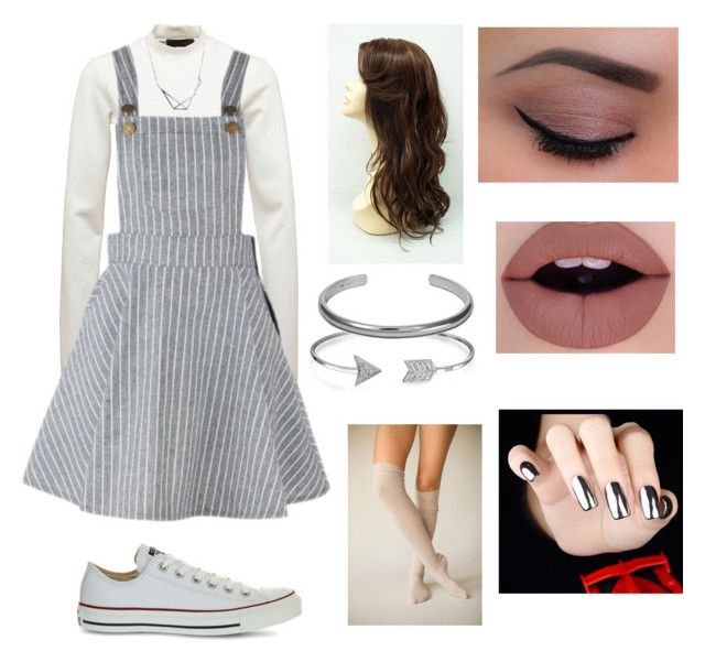 """""""Stage outfit 3"""" by barbieboice on Polyvore featuring Puma, Base Range, Converse, Bling Jewelry and Maison Margiela"""