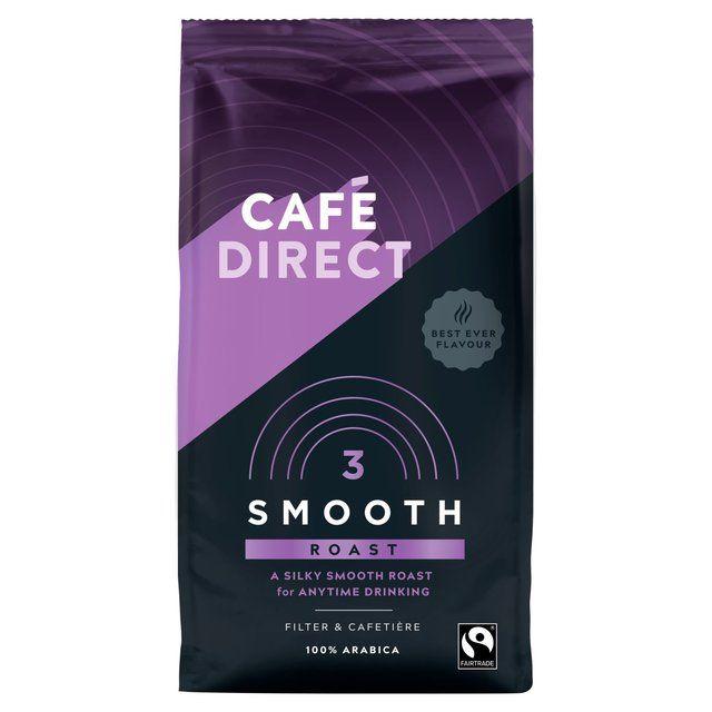 Cafedirect Fairtrade Smooth Roast Coffee