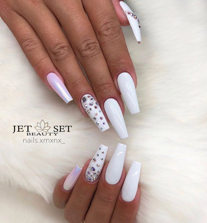 45 models of Nails Decorated for a Christmas Eve 2019, Page