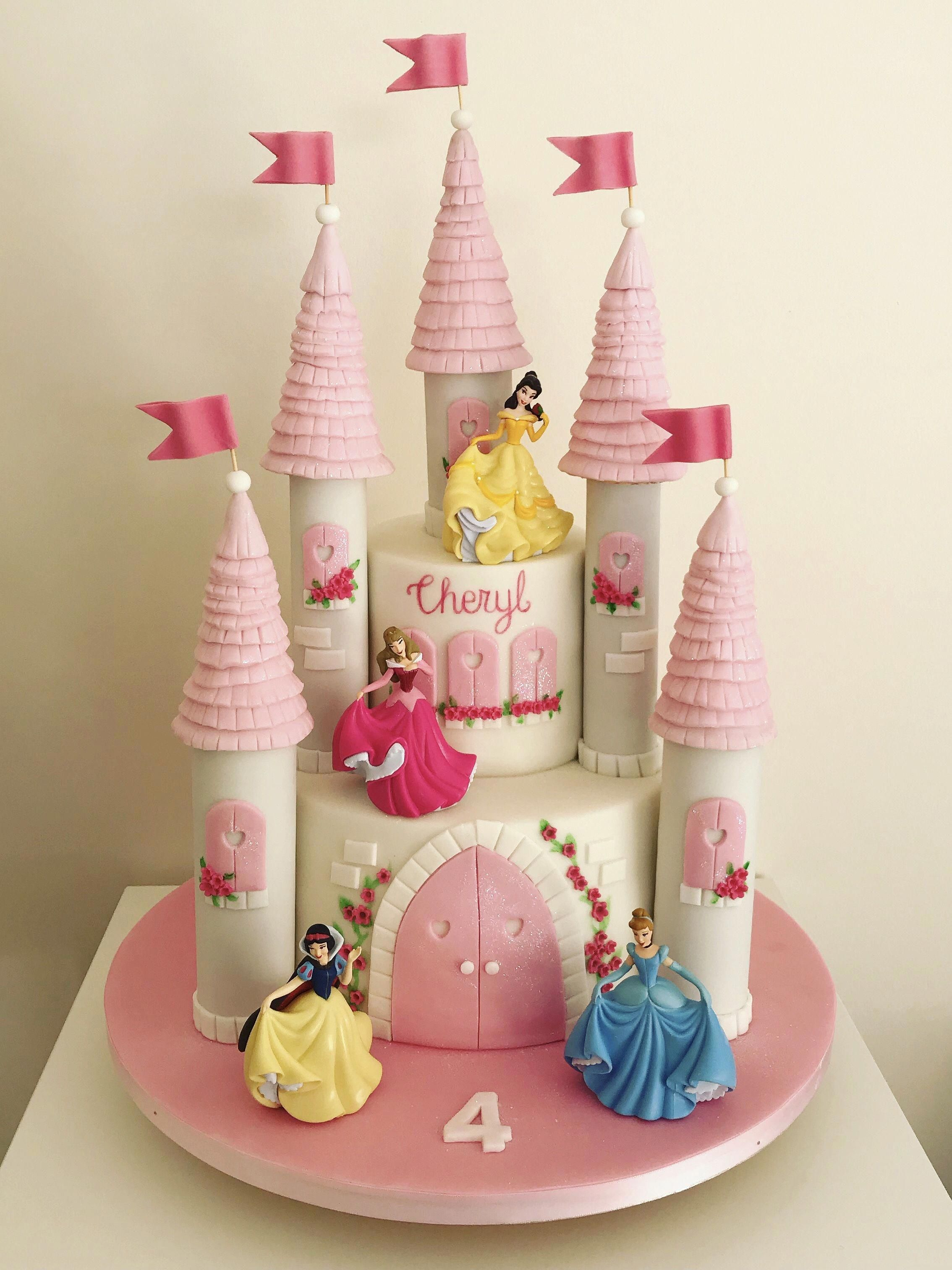 Super Fabulous Princess Birthday Party Ideas For 4 Year Olds Personalised Birthday Cards Beptaeletsinfo