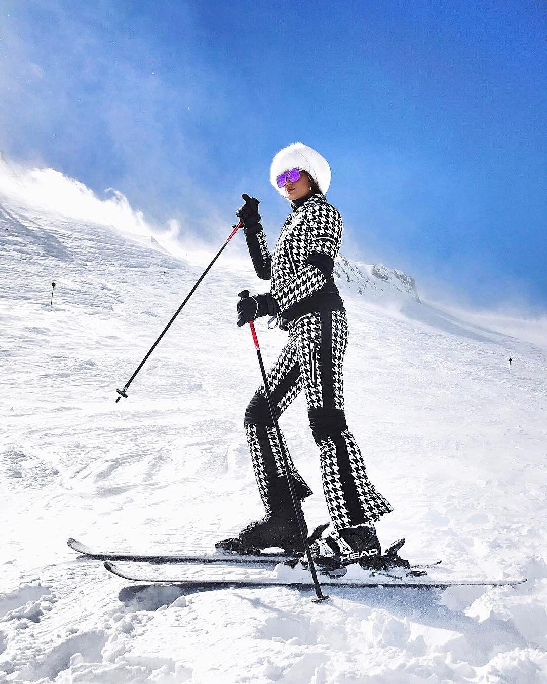 Resultado de imagen de marta lozano esquiando