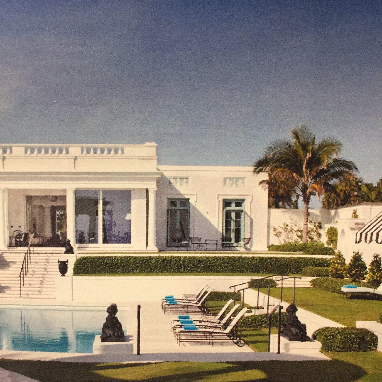 Villa Artemis, Palm Beach Chic  Palm beach gardens, Palm beach