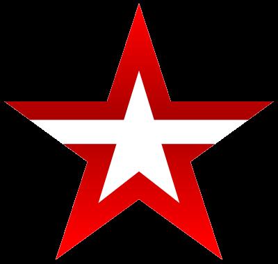 Zvezda Logo Svg Red Star Stars Clip Art
