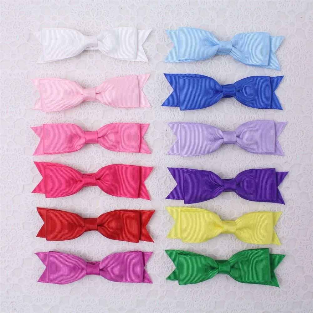 Find More Hair Accessories Information about Wholesale 12pc 3inch gift Baby Girl solid Grosgrain Ribbon hairbows clips 2804 Y,High Quality ribbon head,China ribbon brooch Suppliers, Cheap ribbon clip from li liming's store on Aliexpress.com
