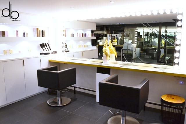 Seran Faugeres Toulouse salon de coiffure hairdress design ...
