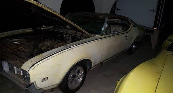4-Speed, Please: 1968 Oldsmobile 442 | Barn Finds | Oldsmobile 442