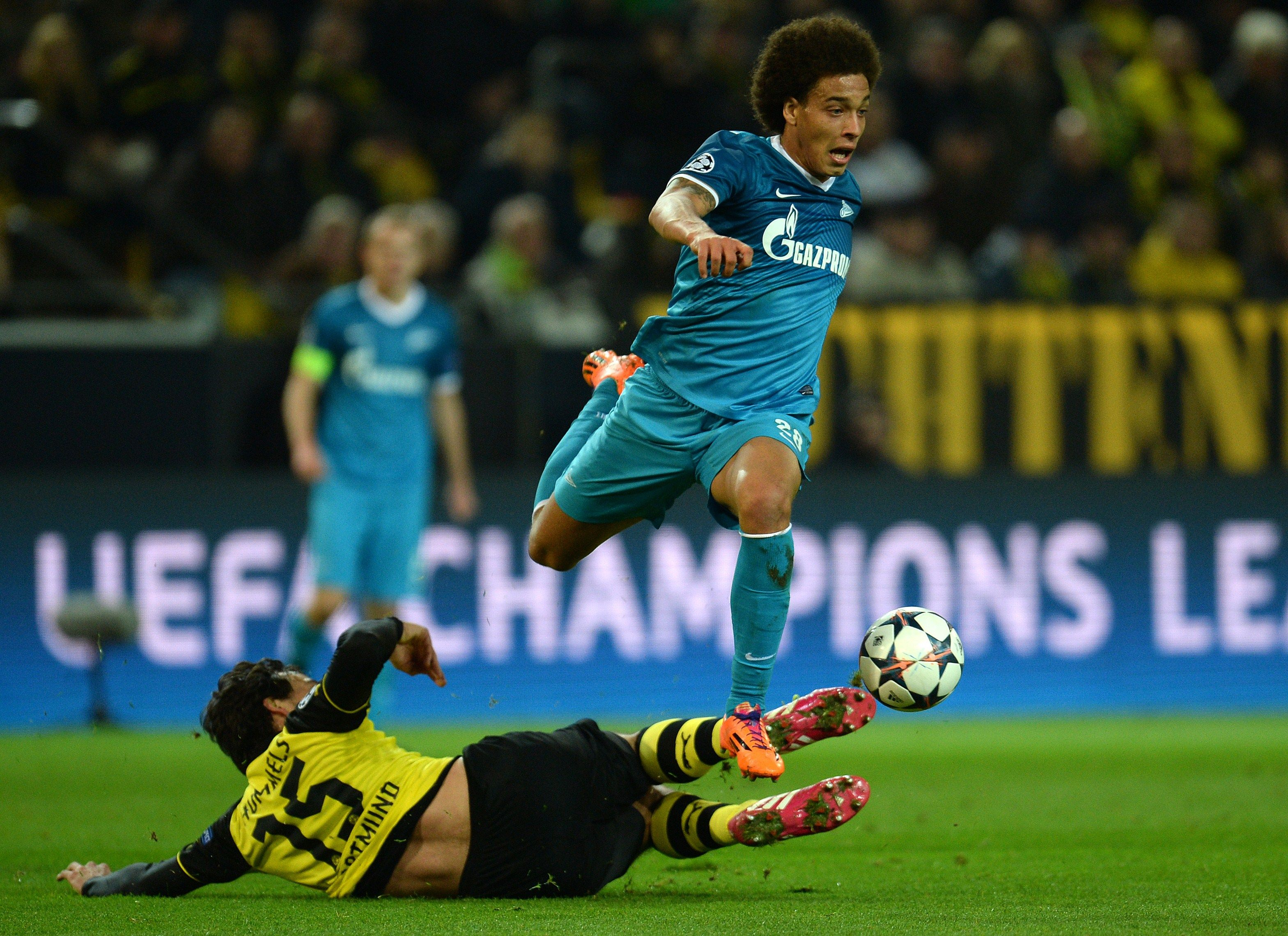 Axel Witsel Axel Witsel