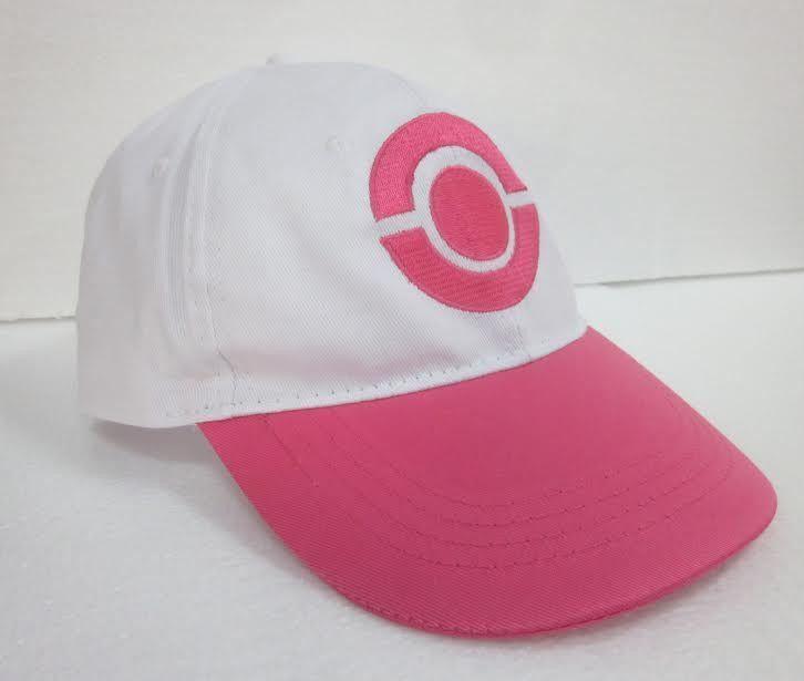 419f9e1e534bf Pokemon Ash Ketchum Cap Hat PNHT6666