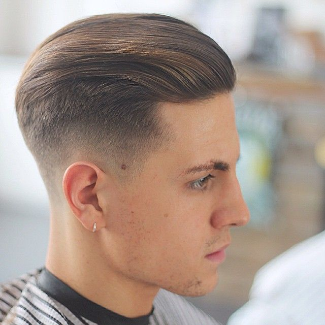 Mens Hair Haircuts Fade Short Medium Long Buzzed