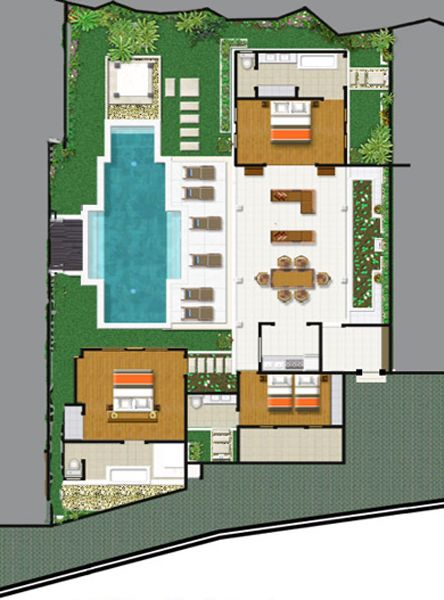 Balineses Planning Yahoo Search Results Yahoo Search Results House Floor Plans Bali House Floor Plans