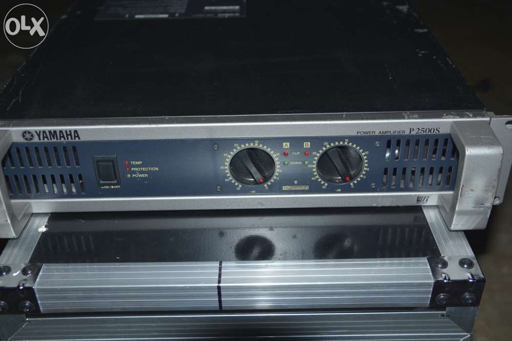 Yamaha P2500s Power Amplifier For Sale Philippines Find 2nd Hand