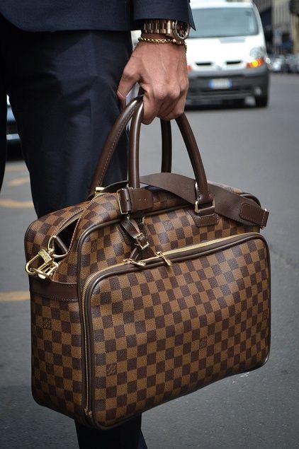 aa1d45e874e Louis Vuitton Men's Bag   My Style   Pinterest   Moda, Moda ...