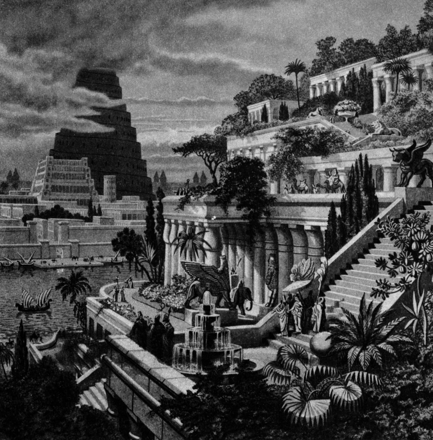 2d87ce9f0434b28f1063d6d8b89f5067 - Hanging Gardens Of Babylon Primary Sources