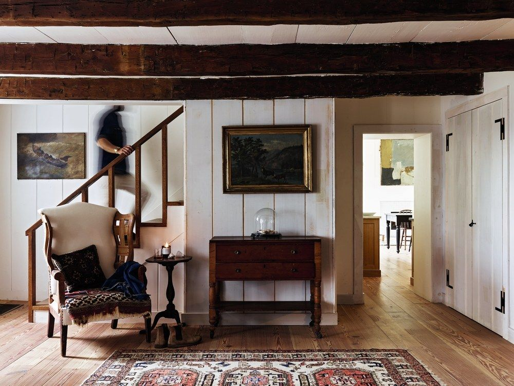 Steal Interior Design Ideas From Taavo Somers Mind Blowing Country House Upstate New YorkDream