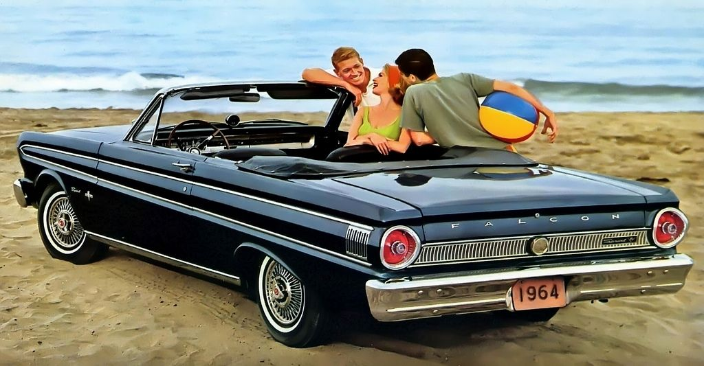 64sprintcv Ford Falcon 1964 Ford Falcon Ford Granada