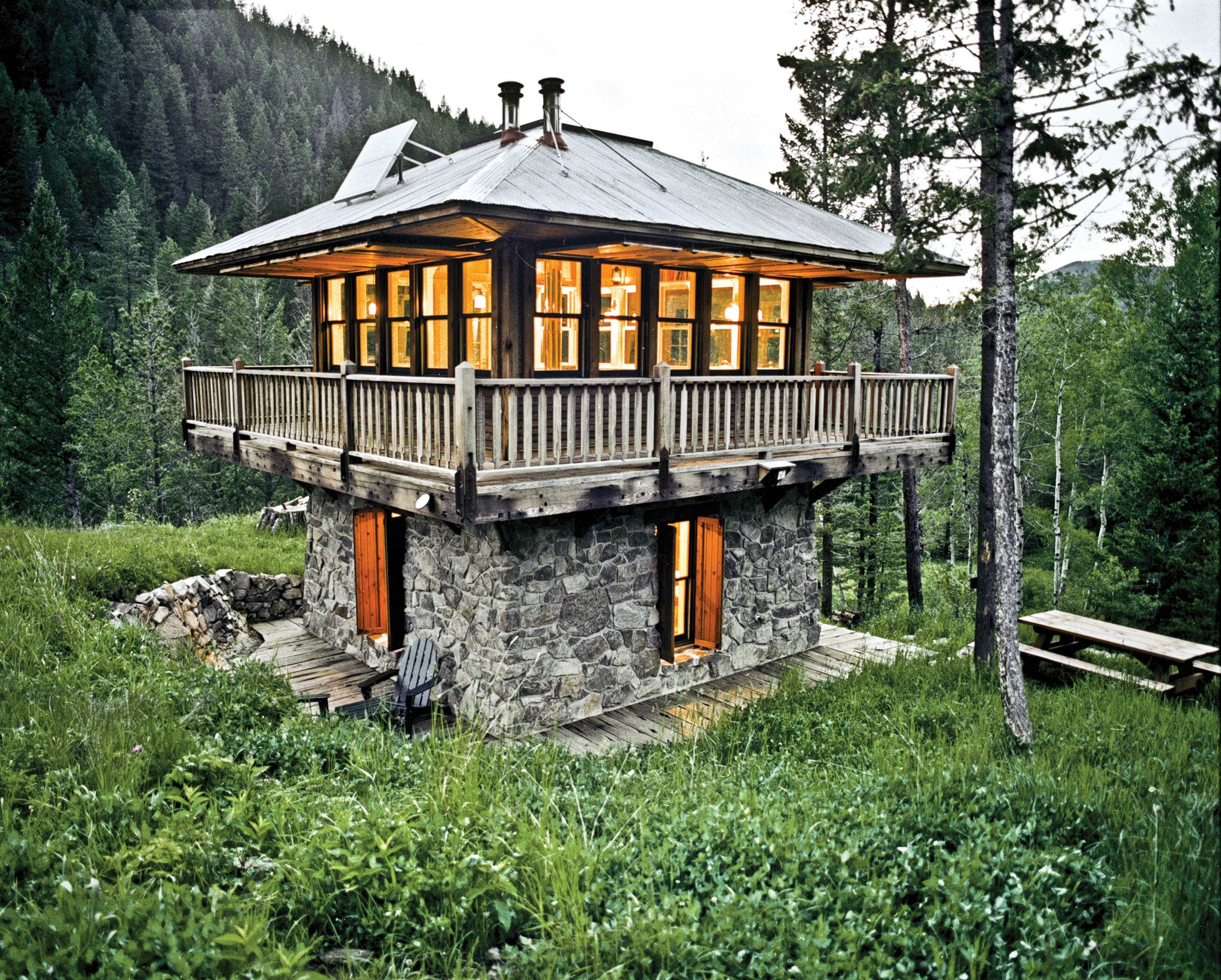 Mortgage Free Living In A Hand Built Tiny Home Green Homes