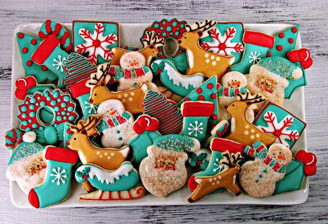 Tips for Taking Cookie Orders Christmas Cookies Pinterest