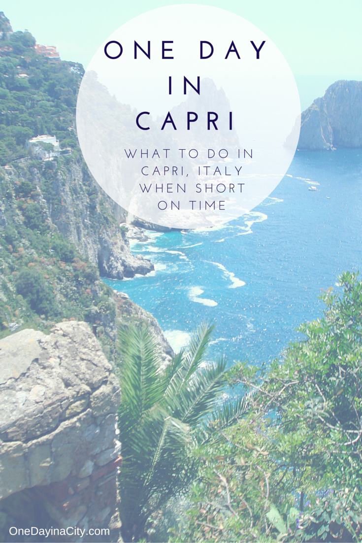 What To Do In Capri Of The Best Things To Do In Capri Capri - 8 romantic places to visit on your honeymoon in italy