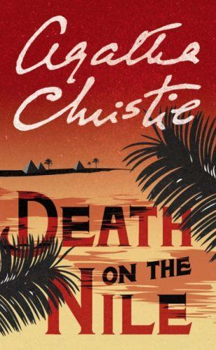 Death on the Nile by Agatha Christie. Christie is a particular favourite of ours and this book is one of her best.