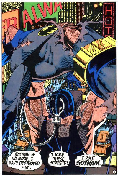 The Dark Knight Rises Batman Vs Bane Book. Nombre Standard dicen wallet Connect