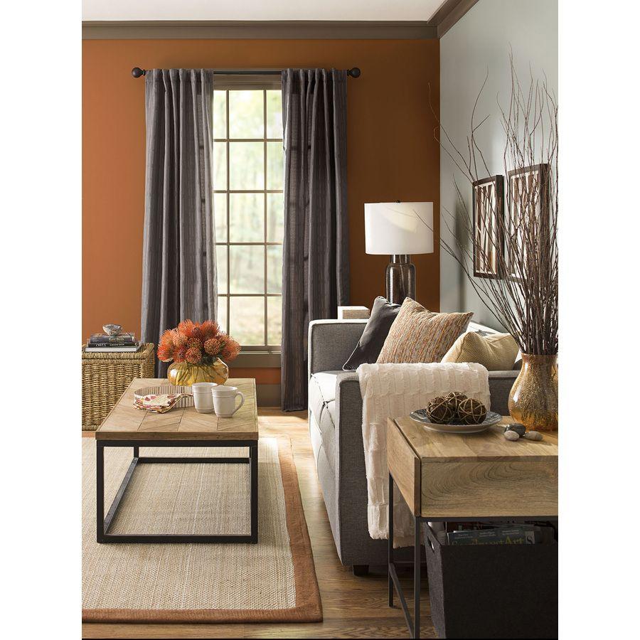 Warm Home Decor: Living Room Colors, Home Decor