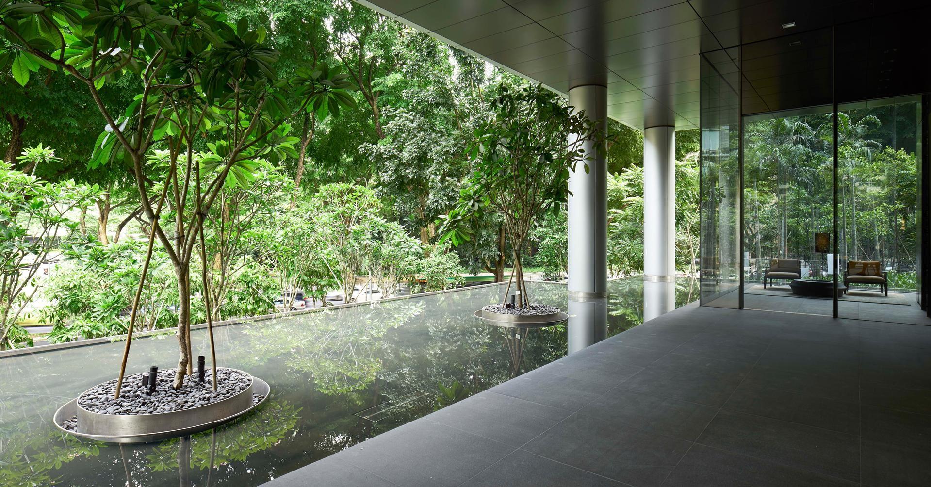 TwentyOne Angullia Park - Singapore - Landscape - SCDA