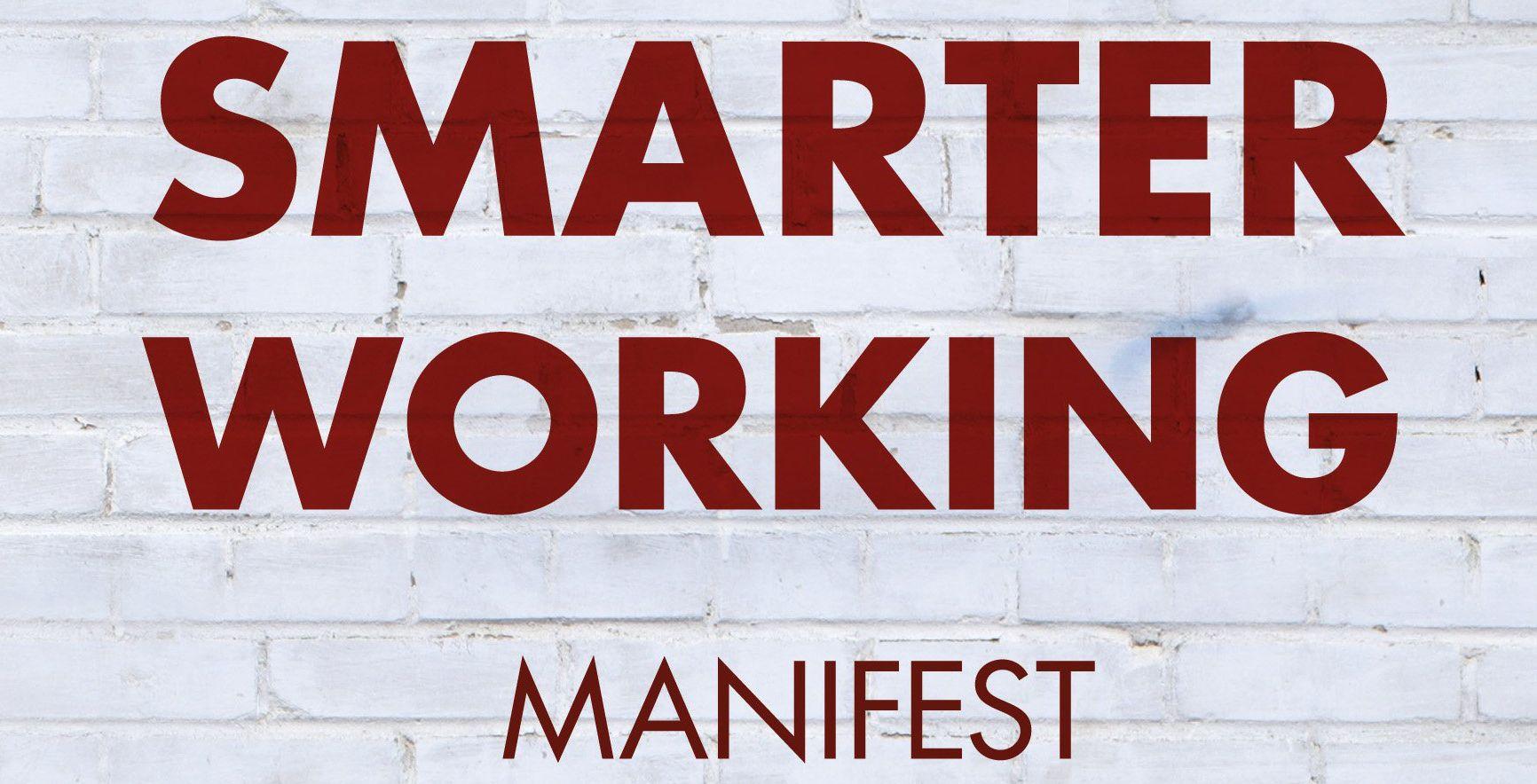 Buchtipp: Das Smarter Working Manifest – Wann, wo und wie Sie am besten arbeiten