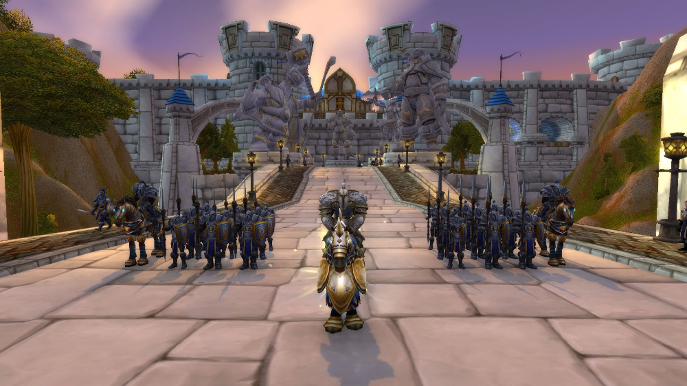 Pin By Mary Canzano On World Of Warcraft Light Building Paladin Building