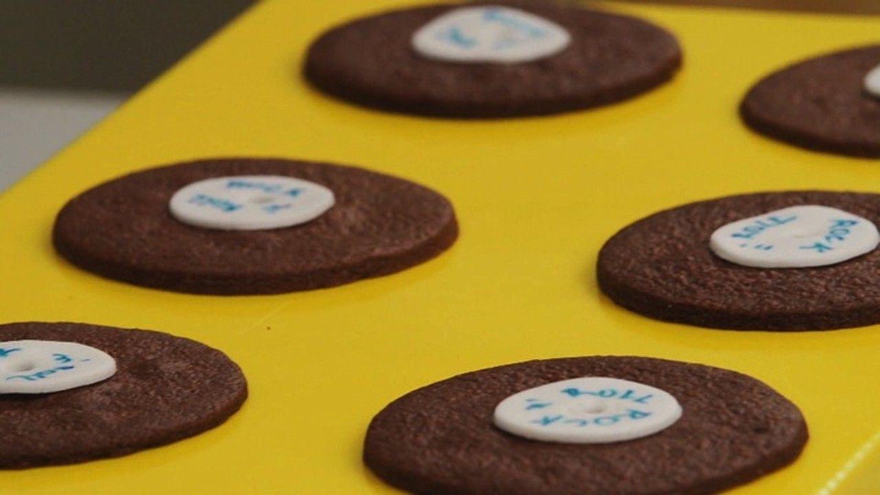 Biscoitos de chocolate - Receitas - GNT