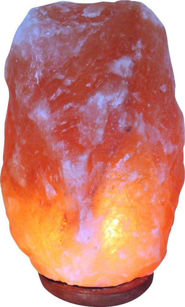 Lumiere De Sel Natural Shape Himalayan Crystal Salt Lamp