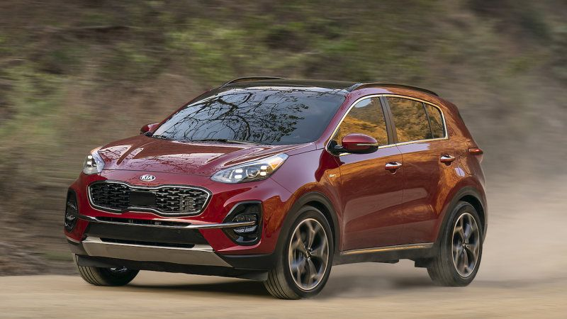 2020 Kia Sportage Here S A Look At This Updated Compact Crossover Kia Sportage Chicago Auto Show Kia