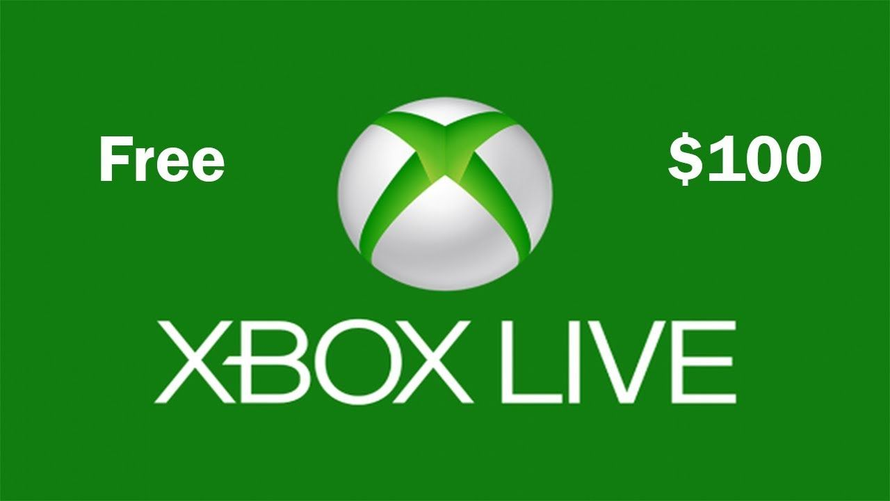 Free Xbox Live Gold Codes All Working No Generator *For Only