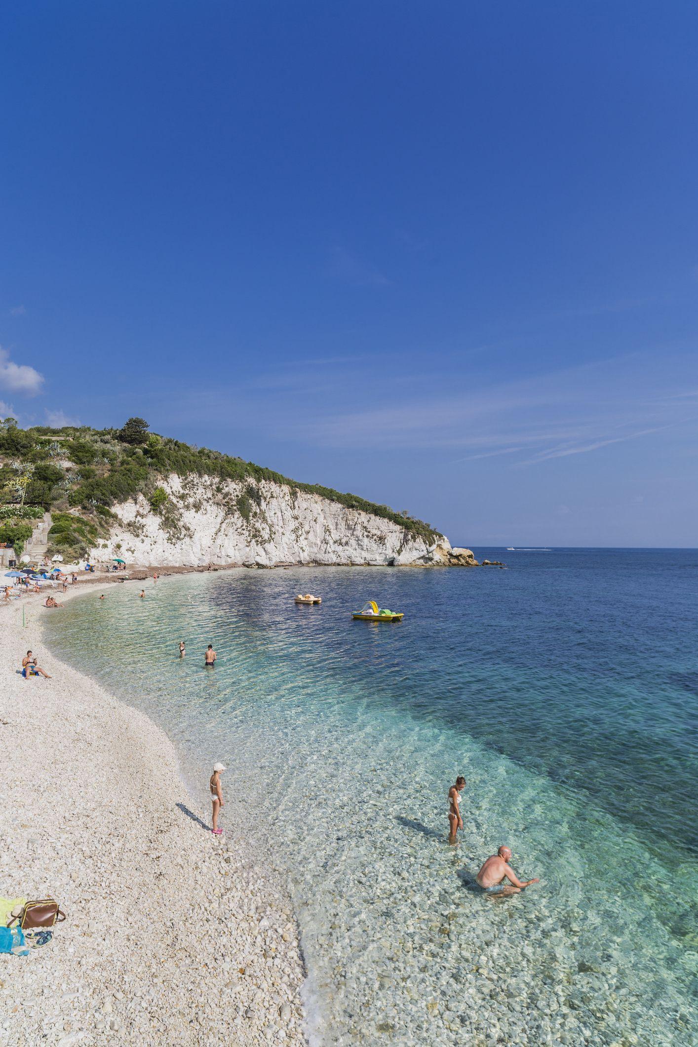 Isola d'ELba La Padulella, si trova nella parte