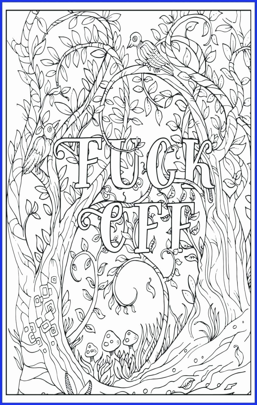 - Adult Cursing Coloring Pages Unique Best Coloring Awesome Adult